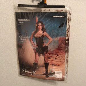 "Dreamgirl | Adult Costume ""Pocahottie"""